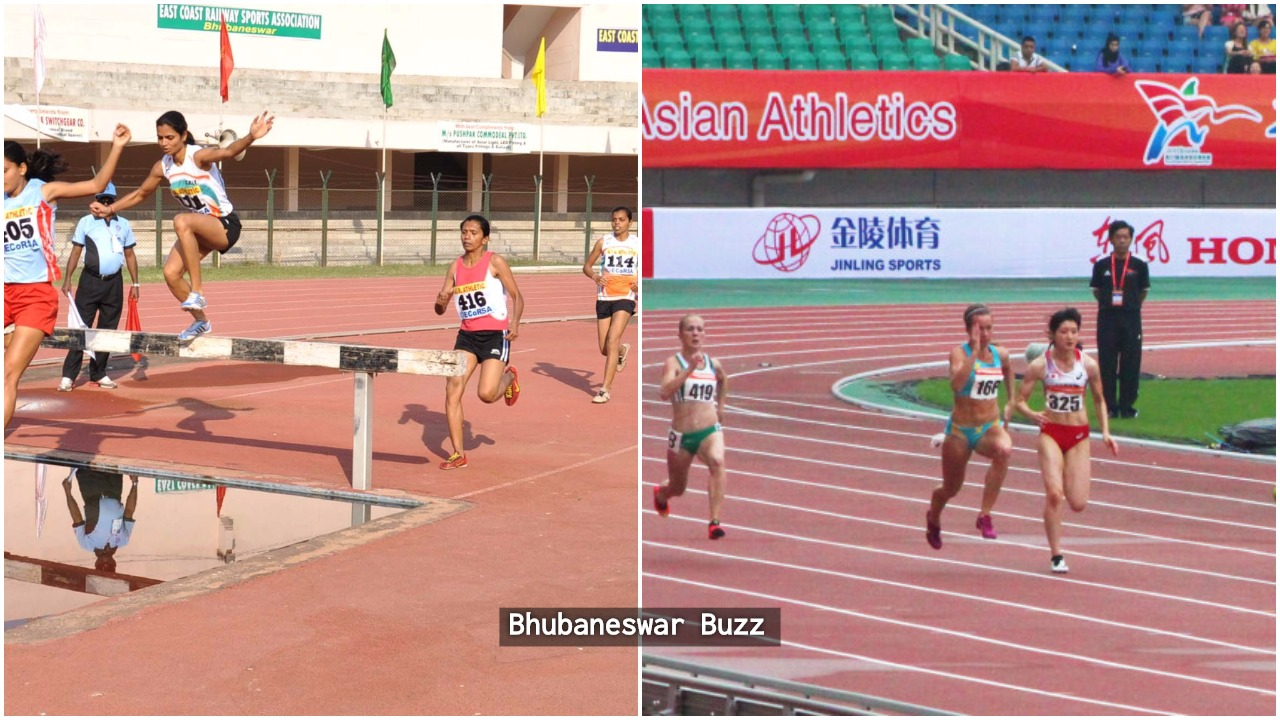Asian athletics championship bhubaneswar buzz