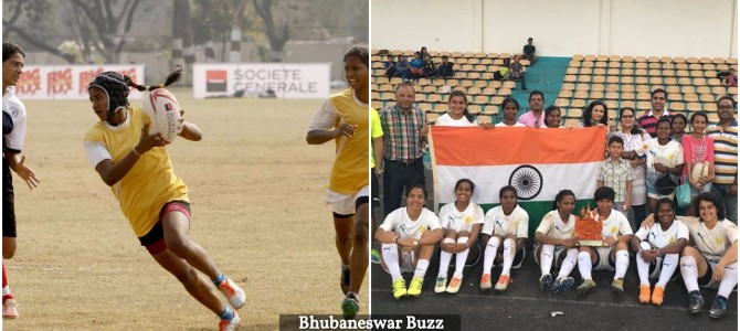 Heard about Hupi Majhi of Odisha? She is known as India's biggest Rugby Hope