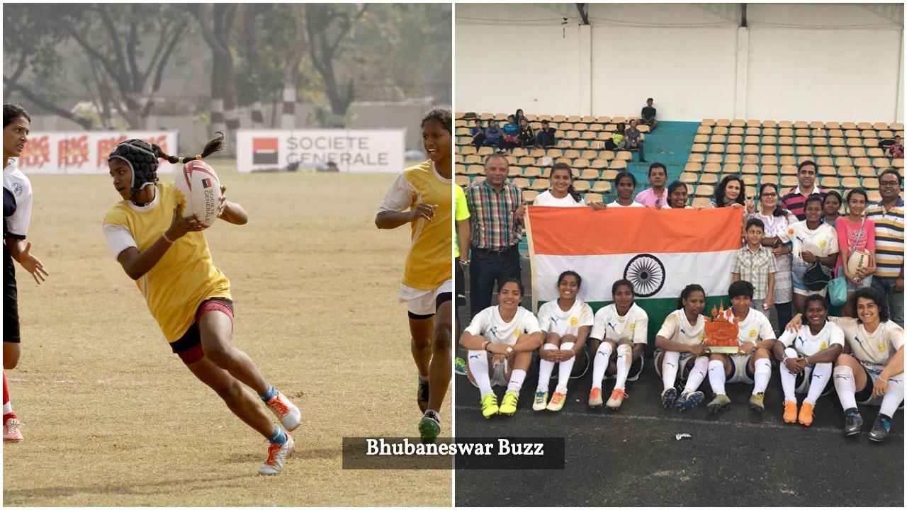 Hupi majhi odisha rugby star bbsrbuzz