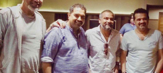 Nila Madhab Panda ropes in Shankar Ehsan Loy with singer Divya Kumar for his new film 'Halka's title track