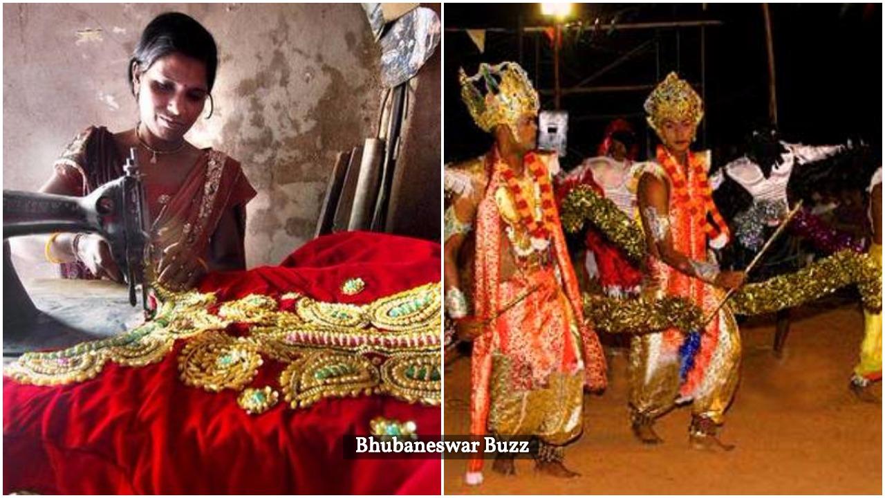 JAjpur jatra stiching village odisha bhubaneswar buzz