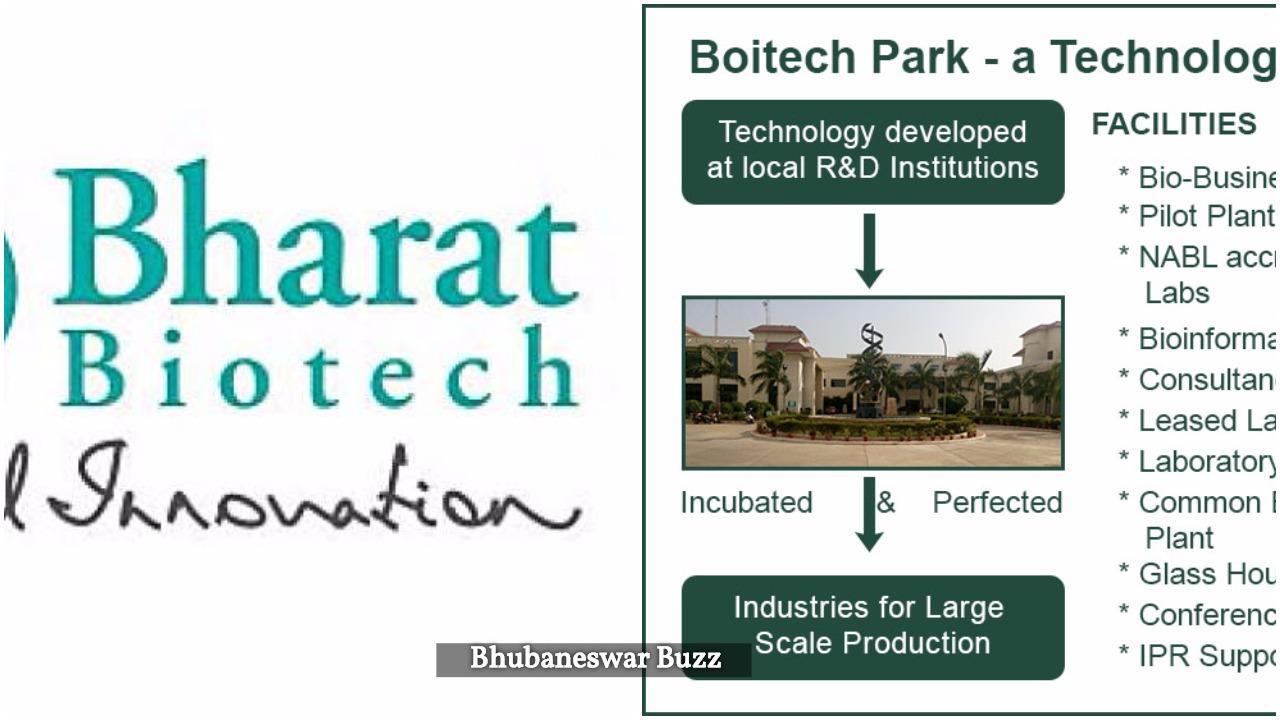 Odisha biotech park bhubaneswar buzz