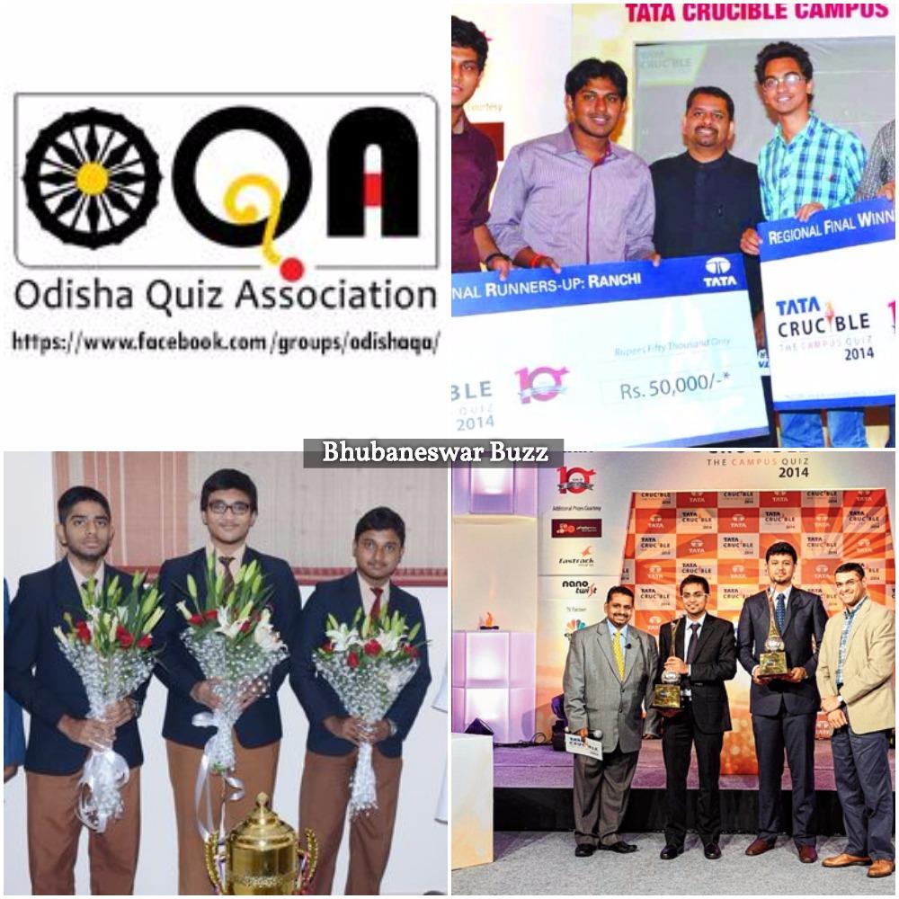 Odisha quiz association bhubaneswar buzz