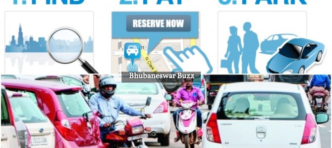 Upcoming Smart Parking Management System to have options to prebook spots via mobile app