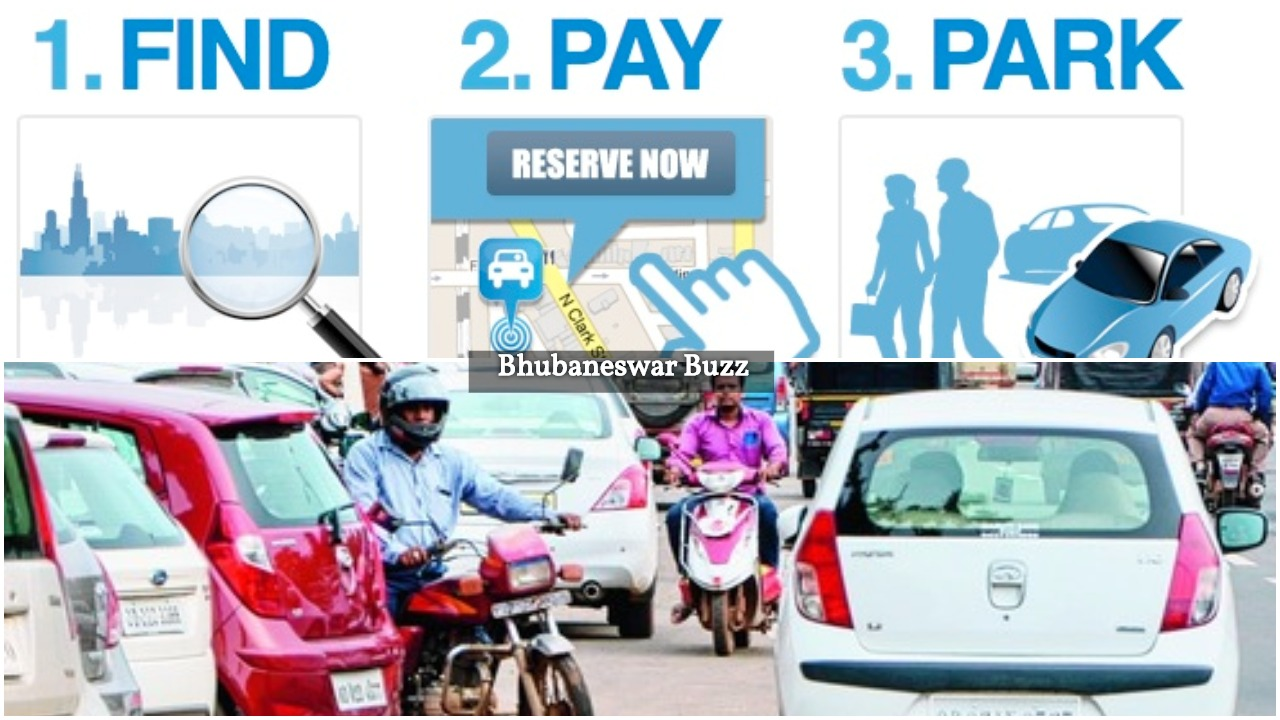 Smart parking management system bhubaneswar buzz