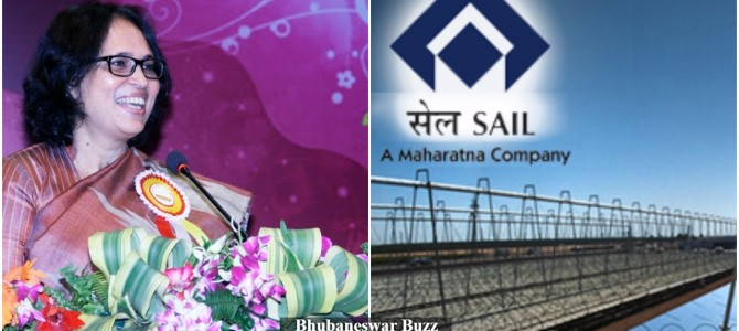 NIT Rourkela Alumni, NALCO Bhubaneswar director, becomes first ever woman functional director of SAIL