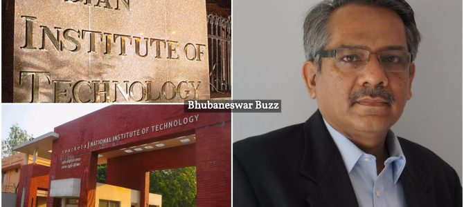 NIT Rourkela Alumni Prof Barada Kanta Mishra takes charge as founding director of IIT Goa