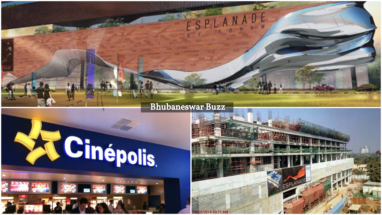 Forum Esplanade In Bhubaneswar To Be Ready By 2018 March Cinepolis One Key Anchor
