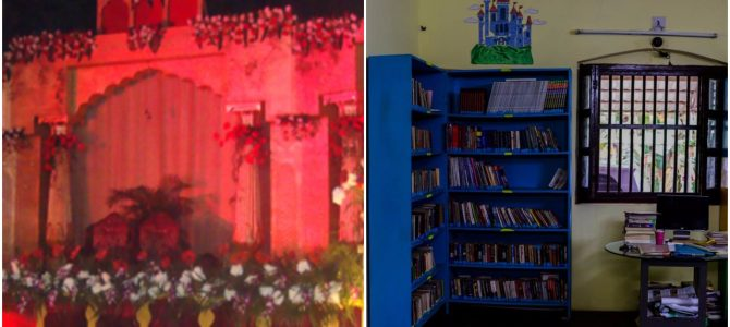 No Big Fat Wedding, this Bhubaneswar couple sets up a Childrens library in the city
