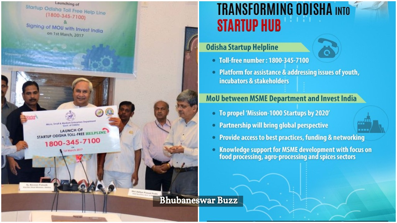 odisha startup helpline bbsrbuzz