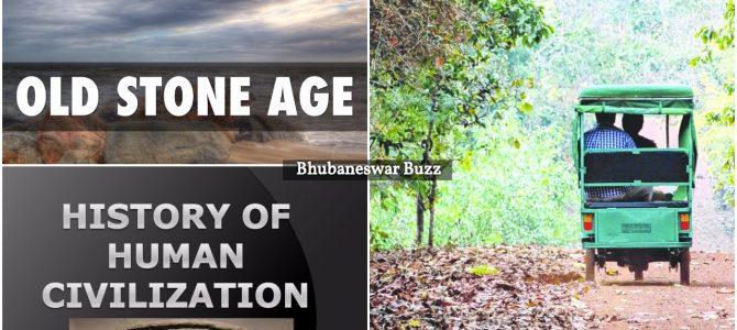 ASI finds Stone Age Civilisation of 4000 years ago near Chandaka Sanctuary bhubaneswar