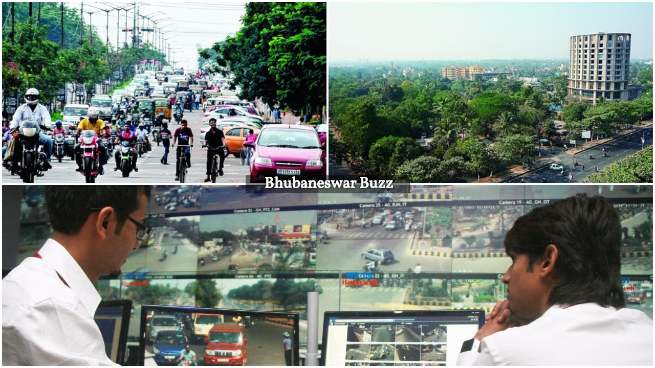 traffic management smart city bhubaneswar buzz