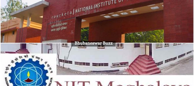 NIT Rourkela Professor Bibhuti Bhusan Biswal chosen as Director to head NIT Meghalaya