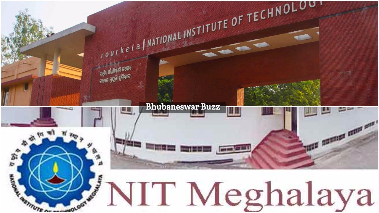 Nit Rourkela Professor Bibhuti Bhusan Biswal Chosen As Director To Head Nit Meghalaya