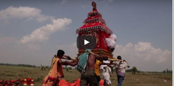 DOLA PURNAMI : A people's festival in rural Odisha, video by Ananta Prasad