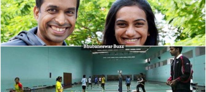 National Badminton Coach Gopichand in Bhubaneswar, here to decide badminton coaching facility opening soon with SAI