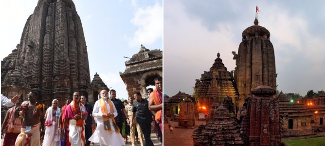 After recent limelight, BMC now plans flurry of improvements to Lingaraj Temple shrine, check here