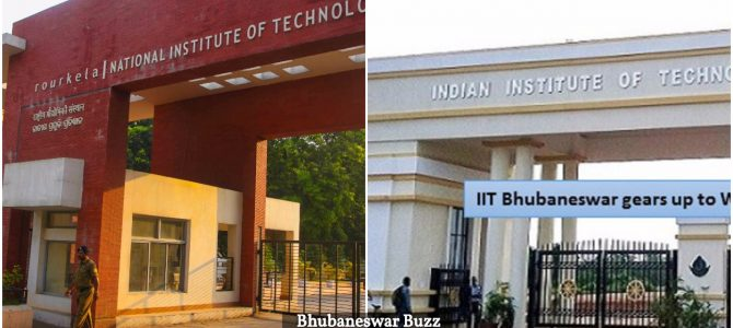NIT Rourkela ranks 12th and IIT Bhubaneswar ranks 19th in top 100 engineering colleges of India ranking