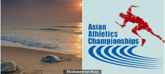 Olive Ridley Turtle chosen as the mascot for upcoming Asian Athletics Championship in Bhubaneswar