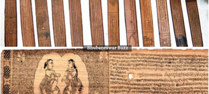 Odisha now plans for applying GI Tag for age old palm leaf etching craft