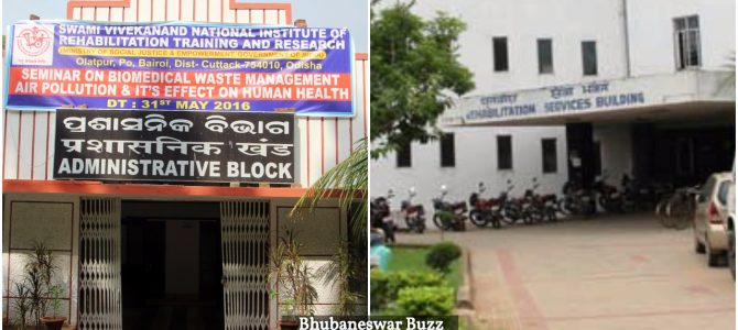 SVNIRTAR institute at Olatpur in Cuttack to get 100 more beds