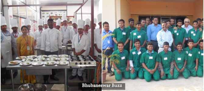 Skilled in Odisha in a new India : An article on the ongoing effort to produce skilled resources