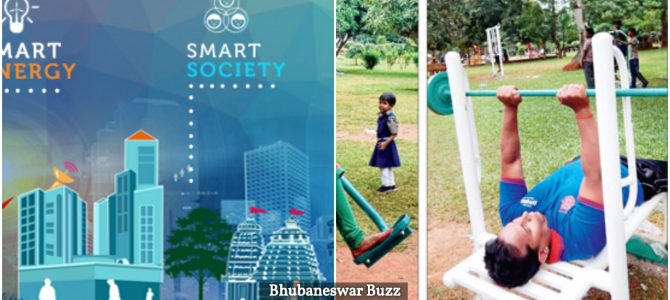 BSCL floats plans to make 3 parks in Saheed Nagar Bhubaneswar Smart : Wifi, Play area, Basketball court,open gym, toilets etc