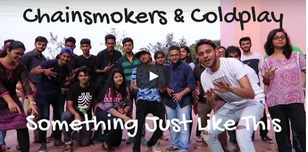 KIIT Bhubaneswar : Longest Mannequin Challenge (College Edition) | Chainsmokers & Coldplay – Something Just Like This