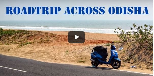 Beautiful Video on Roadtrip across Coastal Odisha by The Punjabi Wanderer