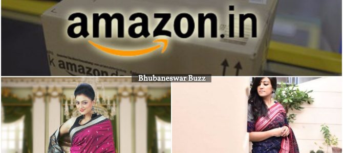 Amazon India ties up with weavers in Odisha to market and sell Sambalpuri Sarees
