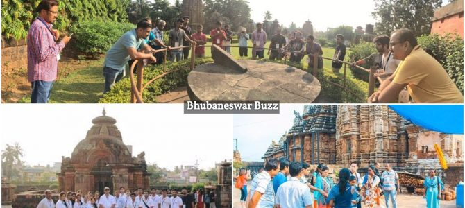 Nice to see Heritage Walk among Bhubaneswar Temples named Ekamra Walks continues to grow in popularity