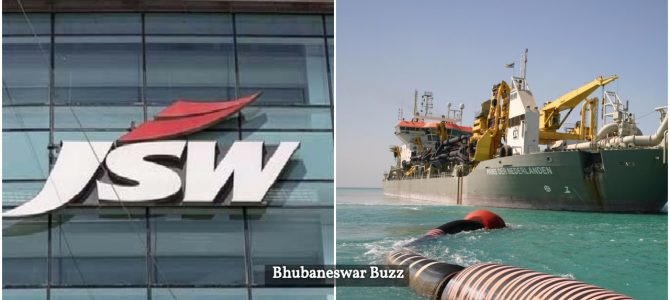 JSW Group wants to develop commercial port in Odisha