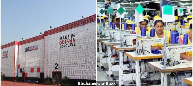 Odisha government has grabbed the opportunity of bringing big players in the garment industry from Bengaluru