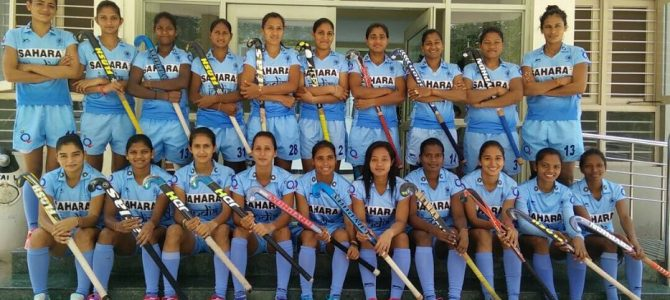 With 25% of total Odisha women continue to dominate national hockey team, 5 got selected