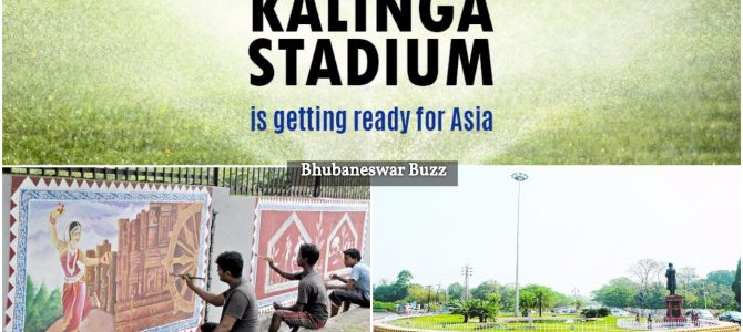 Upcoming Asian Athletics Meet : Big chance to showcase Tourism potential of Odisha