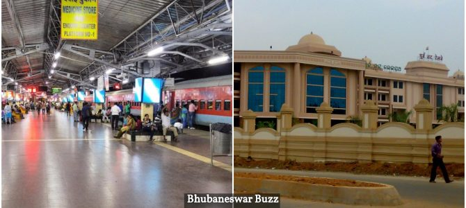 Bhubaneswar Railway Station ranks 13 in Railway station survey : East Coast Railway 2nd best zone in cleanliness