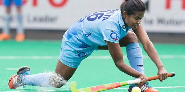 Odisha Girl Sunita Lakra who just completed 100 games for country, selected To Lead Team India in Asian Champions Trophy Hockey