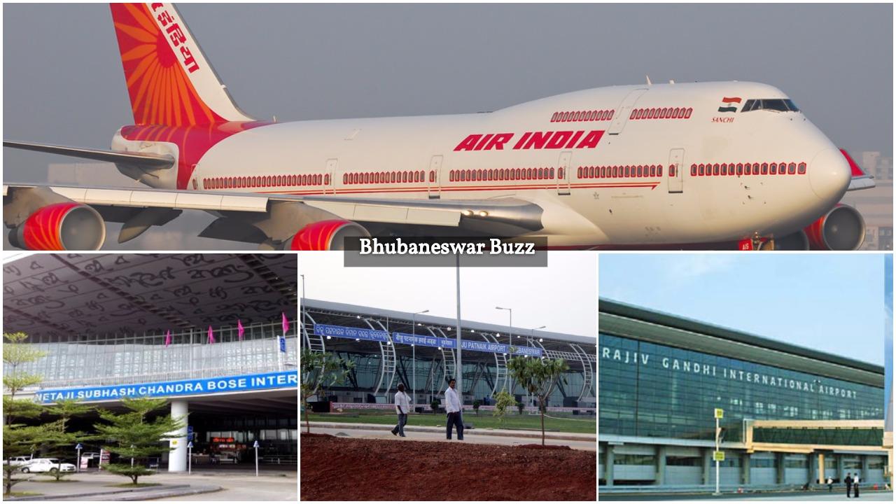 Hyderabad to bhubaneswar flight fare