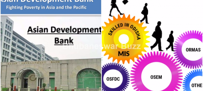Asian Development Bank (ADB) approves a USD 102 million (Rs 568.31 cr) loan to train 2 lakh youngsters in Odisha