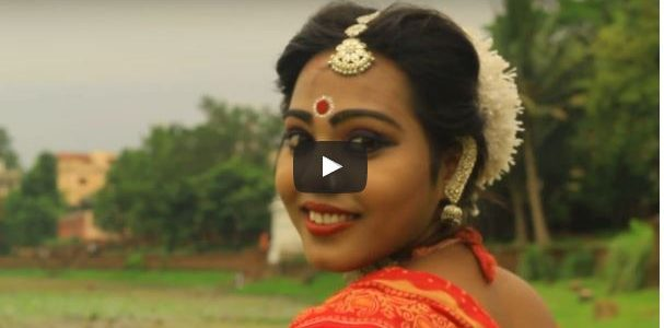 Chakaa Aakhii , a beautiful odissi short film by acclaimed dancer from Odisha Saswat Joshi