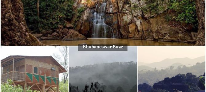 Odisha government finally building cottages at Daringbadi for tourists