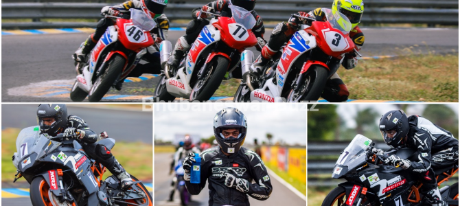 First ever Professional Motorcycle Racing Team from Odisha Team 7 Racing making debut in Indian National Motorcycle Racing