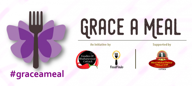 Grace A Meal: Be Gracious | An Initiative of FoodFindo Network