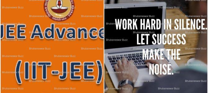 Inspiring Story : Son of Daily Wage Labourer from Jagatsinghpur cracks IIT JEE Advanced