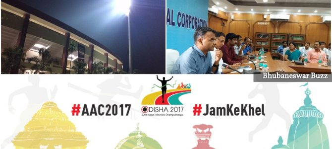 Asian Athletics Championsip: Bhubaneswar gears up for athletics glory with massive citizen connect initiative