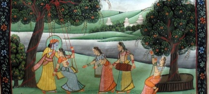 ଓଡ଼ିଶାର ରଜପର୍ବ: ଏକ ମାତୃ କୈନ୍ଦ୍ରିକ ସଭ୍ୟତାର ମହନୀୟ ପରମ୍ପରା a blog on #RajaParba by Debajani Mohanty