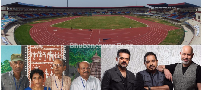 Shankar Ehsaan Loy all set to perform Rangabati song on Asian Athletics Opening ceremony