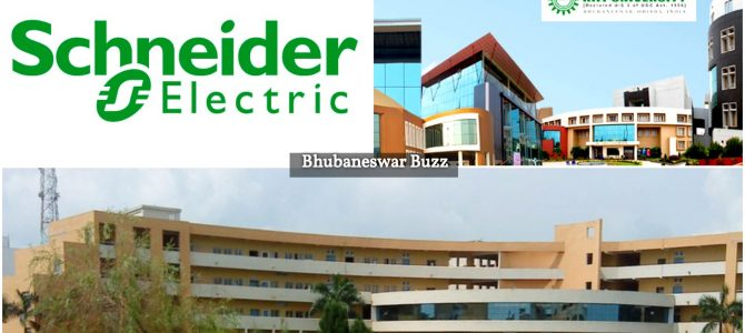 Schneider Electric signs MoU with KIIT and CV Raman Engineering in Bhubaneswar to develop skilled manpower for highly-technical electricity