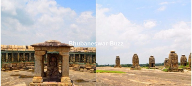 Odisha's Ranipur Jharial temples are now declared as monuments of national importance
