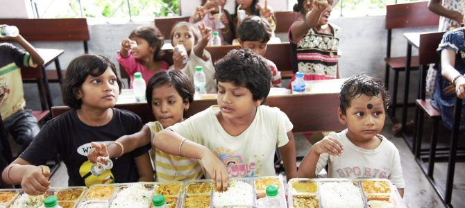 Grace A Meal an initiative by FoodFindo Network organised its first Grace Luncheon in Cuttack